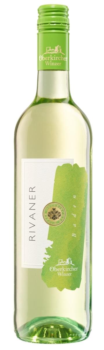 Frühlings- Sommerwein, Rivaner Qualitätswein trocken