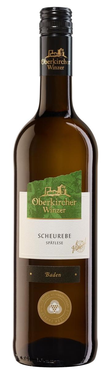 Collection Oberkirch, Scheurebe Spätlese
