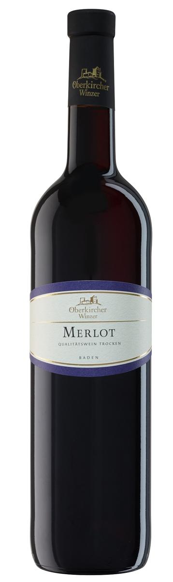 Vinum Nobile , Merlot Qualitätswein trocken