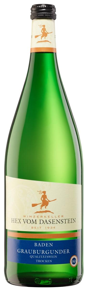 Hex vom Dasenstein, Grauburgunder Qualitätswein trocken