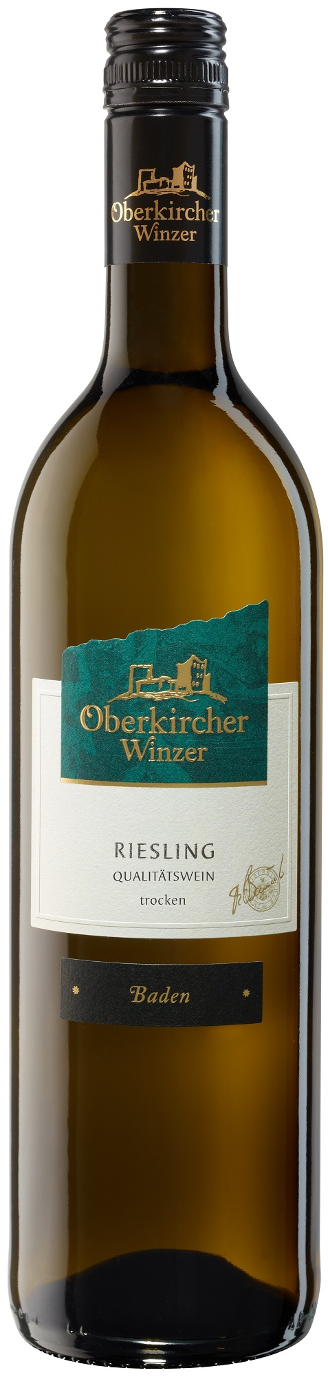 Collection Oberkirch, Riesling Qualitätswein trocken