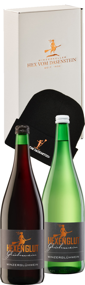 Hex vom Dasenstein WINTERpaket, Präsent (2er Geschenkkarton)