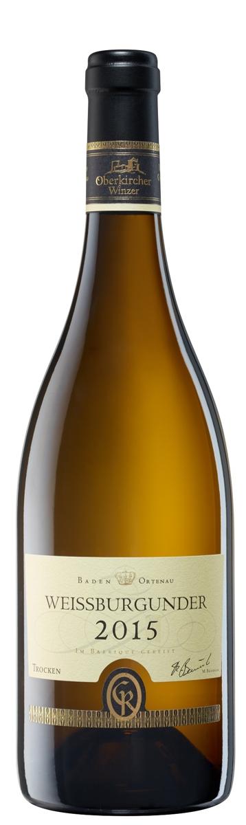 COLLECTION ROYAL , Weißer Burgunder Qualitätswein trocken -Barrique-