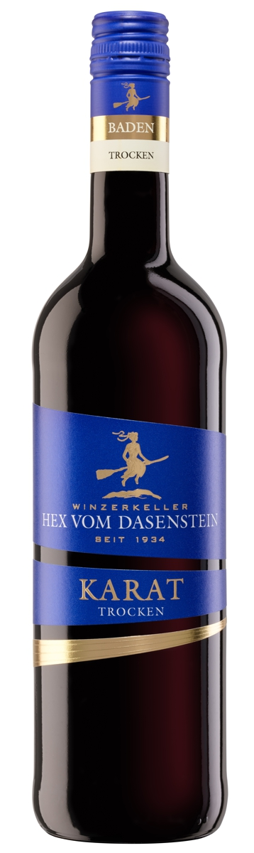 Hex vom Dasenstein KARAT, Spätburgunder Rotwein Qualitätswein trocken