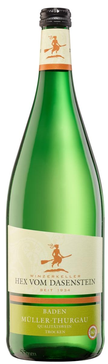 Hex vom Dasenstein, Müller-Thurgau Qualitätswein trocken