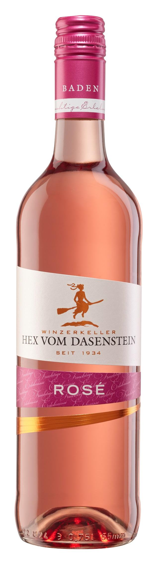 Hex vom Dasenstein, Rosé Qualitätswein feinherb