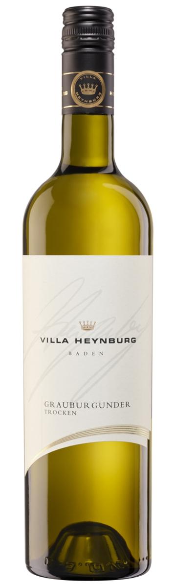 Villa Heynburg, Grauburgunder Qualitätswein trocken