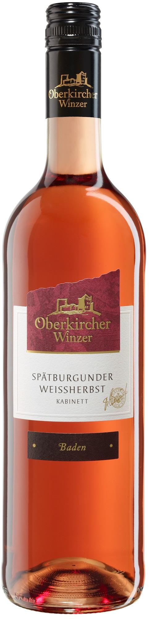 Collection Oberkirch , Spätburgunder Weißherbst Kabinett