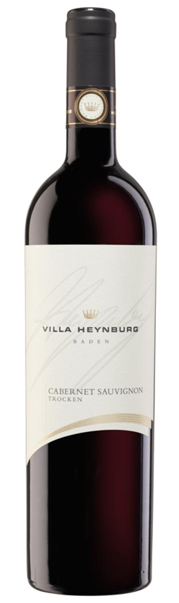 Villa Heynburg, Cabernet Sauvignon Qualitätswein trocken