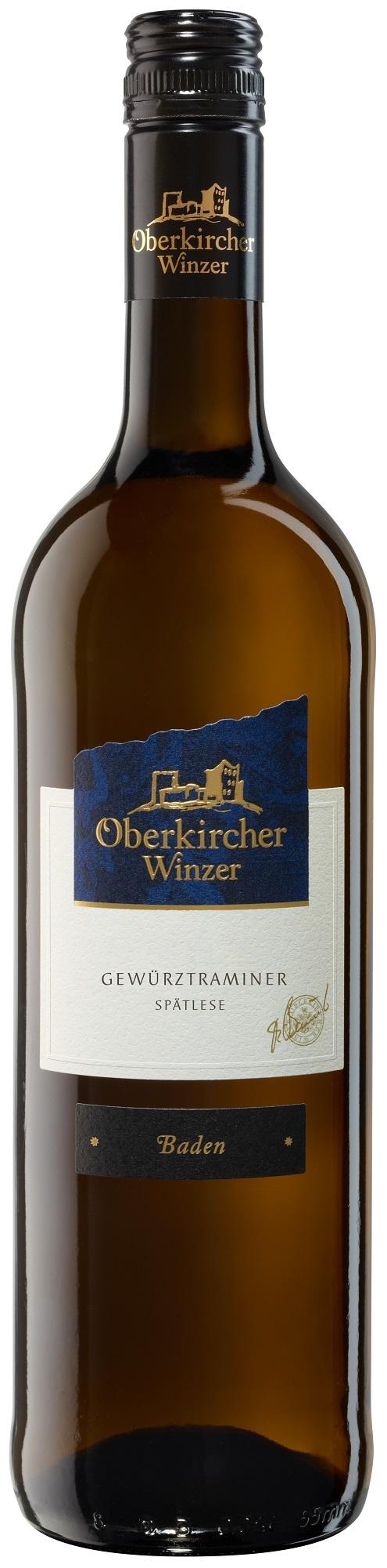 Collection Oberkirch , Gewürztraminer Spätlese