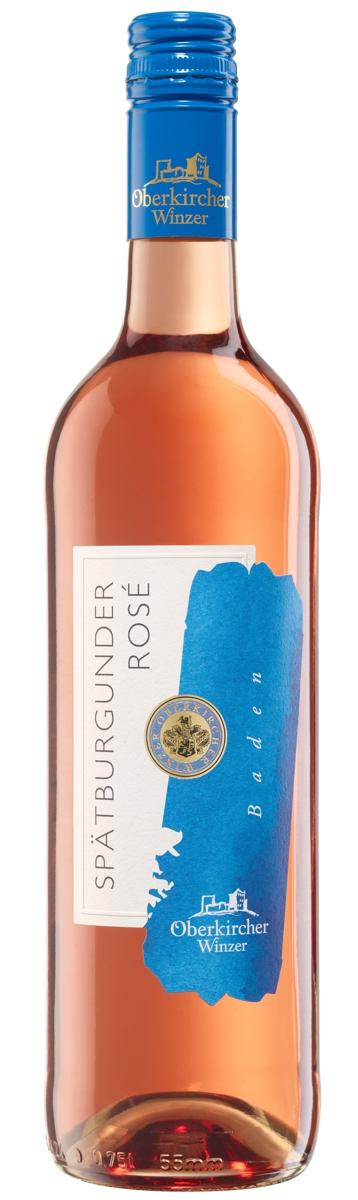 Frühlings- Sommerwein, Spätburgunder Rosé Qualitätswein trocken