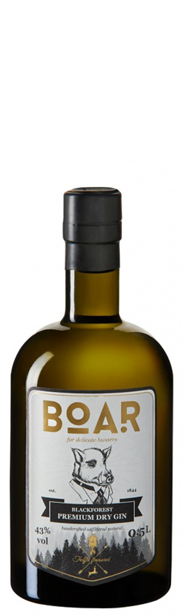 BOAR Blackforest Premium Dry Gin,
