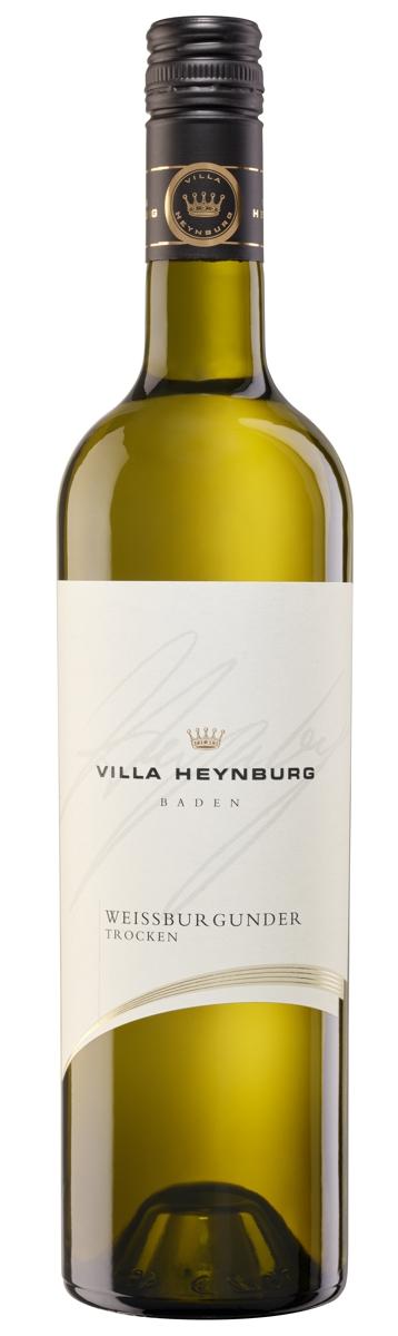 Villa Heynburg, Weißburgunder Qualitätswein trocken