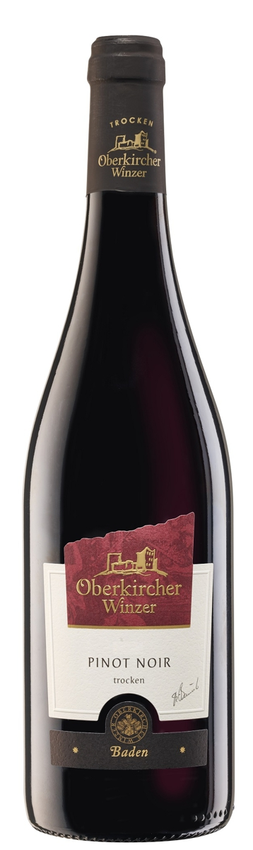 Collection Oberkirch, Pinot Noir Qualitätswein trocken