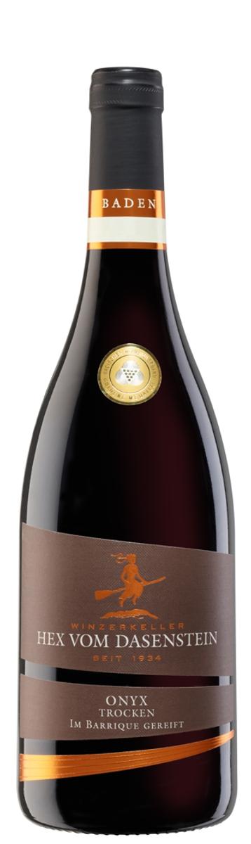 Hex vom Dasenstein BARRIQUE, ONYX Cabernet-Cuvée Qualitätswein trocken