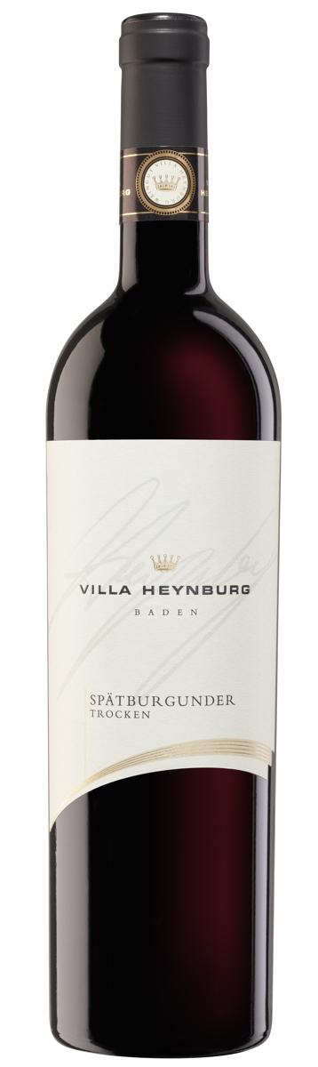 Villa Heynburg, Spätburgunder Qualitätswein trocken