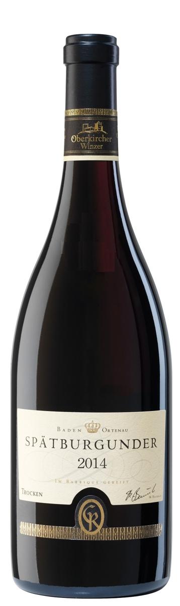COLLECTION ROYAL, Spätburgunder Rotwein Qualitätswein tro.-Barrique-