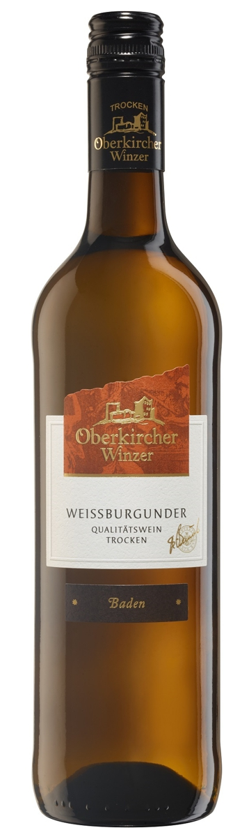 Collection Oberkirch, Weißer Burgunder Qualitätswein trocken