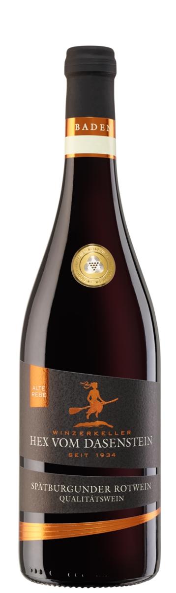 Hex vom Dasenstein ALTE REBE, Spätburgunder Rotwein Qualitätswein