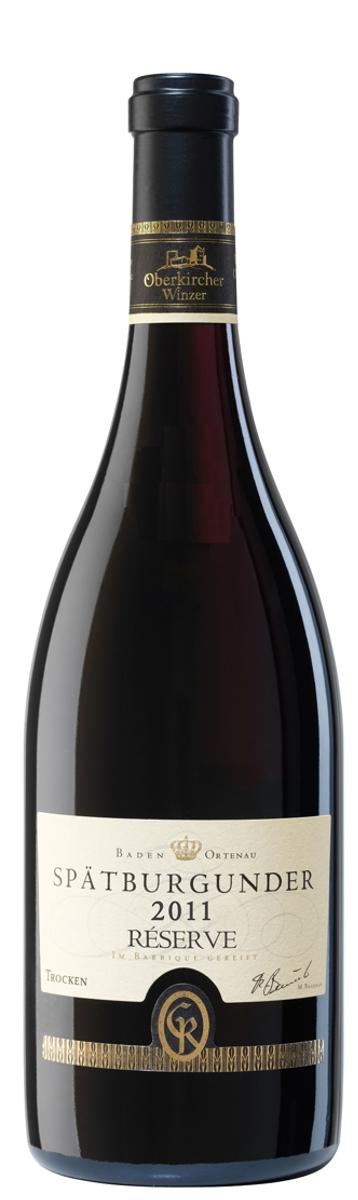 COLLECTION ROYAL RESERVE, Spätburgunder Rotwein Qualitätswein tro.-Barrique-
