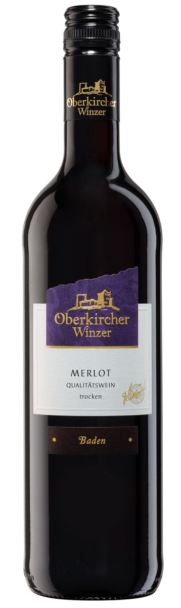 Collection Oberkirch, Merlot Qualitätswein trocken