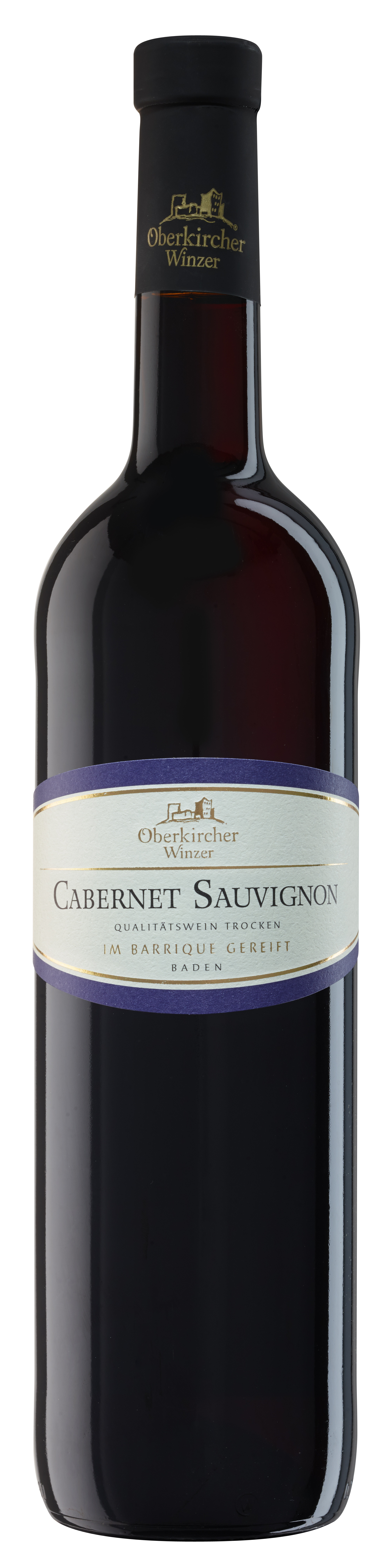 Vinum Nobile, Cabernet Sauvignon Qualitätswein trocken-Barrique-