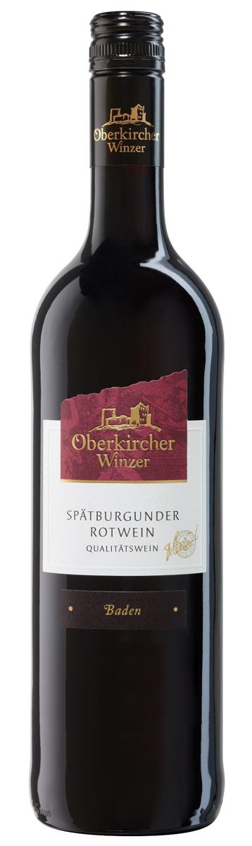 Collection Oberkirch, Spätburgunder Rotwein Qualitätswein