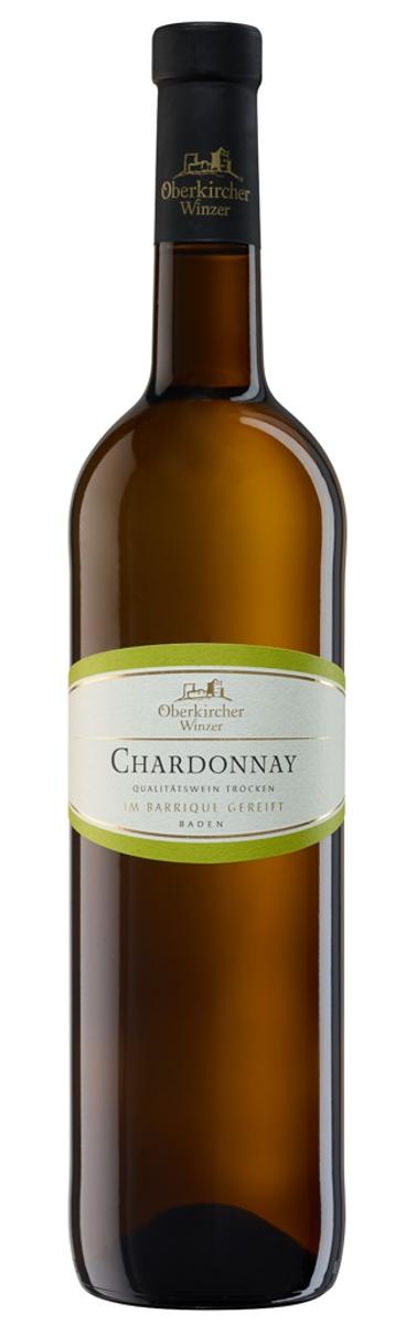 Vinum Nobile , Chardonnay Qualitätswein trocken-Barrique-
