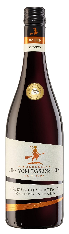 Hex vom Dasenstein, Spätburgunder Rotwein Qualitätswein trocken